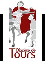 logo diocèse de tours